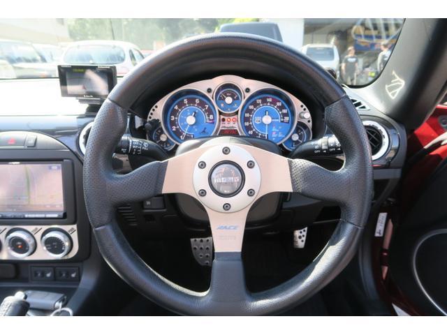 マツダ ロードスター RS RHT 本革シート スマートキー HDDナビ フルセグ