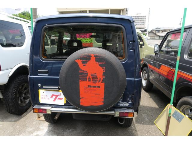 XS HID CD 純正16AW 背面タイヤ バンパー(6枚目)