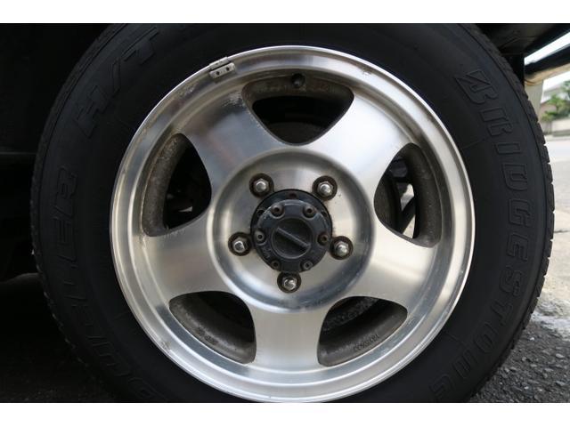 XS HID CD 純正16AW 背面タイヤ バンパー(9枚目)