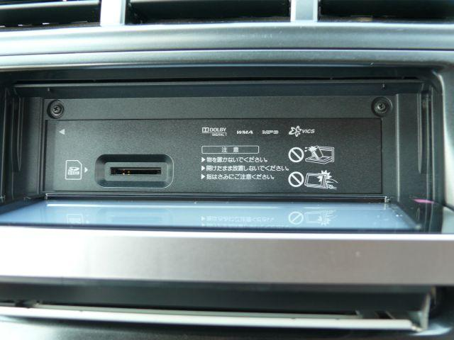 トヨタ プリウスアルファ S Lセレクション HDML対応ブルートゥースナビ ETC