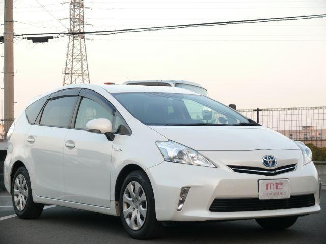 ガソリン代が高騰する時は、hybridプリウスは助かります!モード切替でガソリン代を抑える事が出来るので、実走行距離を伸ばしていく楽しさがあります!是非、エコドライブをお楽しみください☆