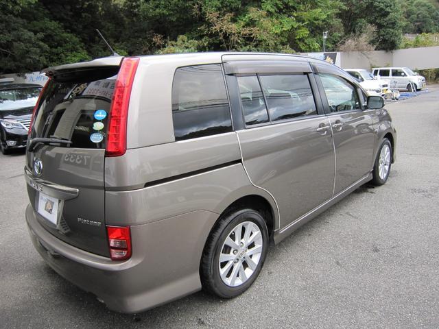 「トヨタ」「アイシス」「ミニバン・ワンボックス」「福岡県」の中古車5