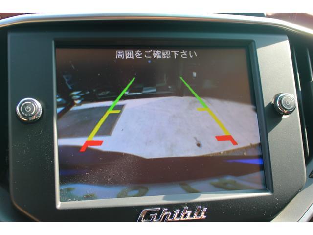 マセラティ マセラティ ギブリ S D車左H SR スカイフックサス WALDコンプリート