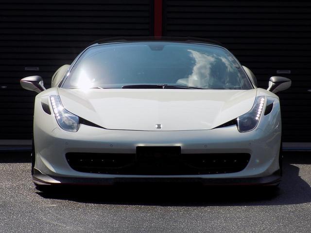 「フェラーリ」「458イタリア」「クーペ」「大分県」の中古車7