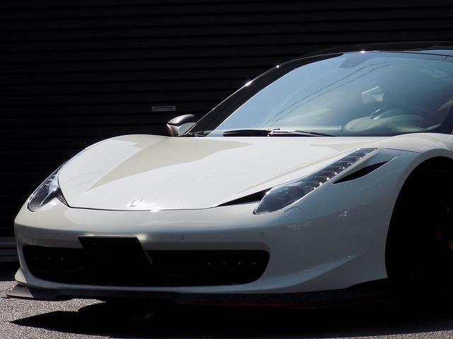 「フェラーリ」「458イタリア」「クーペ」「大分県」の中古車37