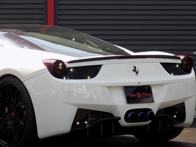 「フェラーリ」「458イタリア」「クーペ」「大分県」の中古車41