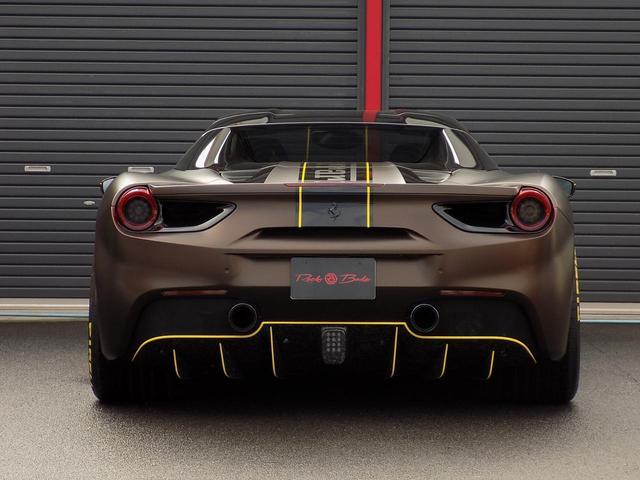 「フェラーリ」「488スパイダー」「オープンカー」「大分県」の中古車8