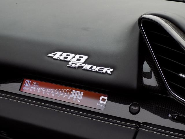 「フェラーリ」「488スパイダー」「オープンカー」「大分県」の中古車18