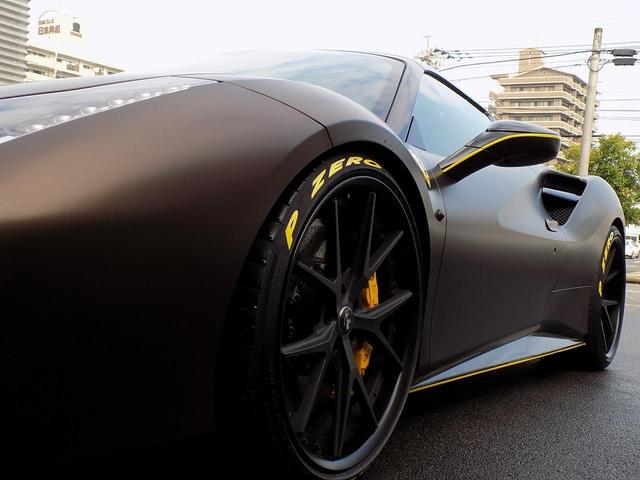 「フェラーリ」「488スパイダー」「オープンカー」「大分県」の中古車42