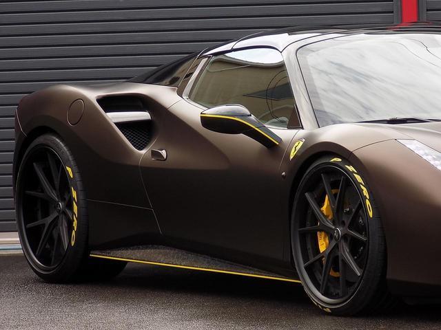 「フェラーリ」「488スパイダー」「オープンカー」「大分県」の中古車49