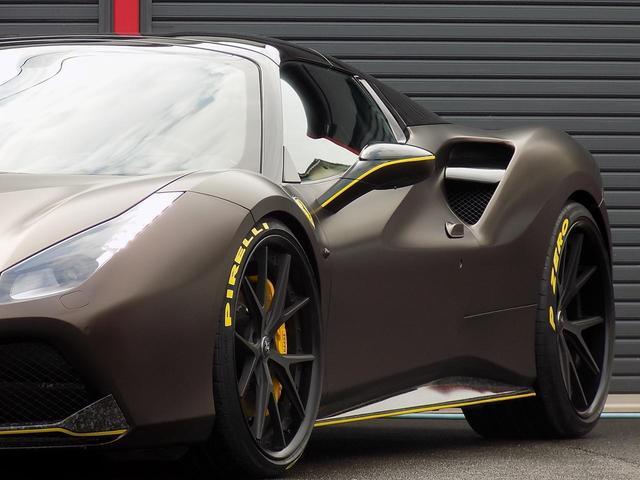 「フェラーリ」「488スパイダー」「オープンカー」「大分県」の中古車50