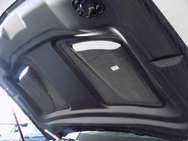 ベースグレード D車左H ツーリング&カーボンスタイリング&マリーナドライビングスペック SR MANSORYカーボンボンネット Precisione24inAW STARTECHマフラー 電動サイドステップ 黒革(41枚目)
