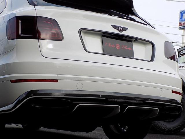 ベースグレード D車左H ツーリング&カーボンスタイリング&マリーナドライビングスペック SR MANSORYカーボンボンネット Precisione24inAW STARTECHマフラー 電動サイドステップ 黒革(44枚目)