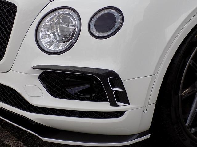 ベースグレード D車左H ツーリング&カーボンスタイリング&マリーナドライビングスペック SR MANSORYカーボンボンネット Precisione24inAW STARTECHマフラー 電動サイドステップ 黒革(46枚目)
