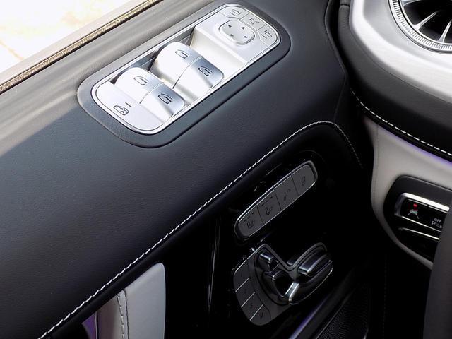 G400d マヌファクトゥーアエディション 限定車 D車左H インテリア+PKG AMGライン ラグジュアリーPKG 白革 SR アダプティブダンピング レーダーセーフティ 360°カメラ AMG20inAW ベンチレーション&マッサージシート(25枚目)