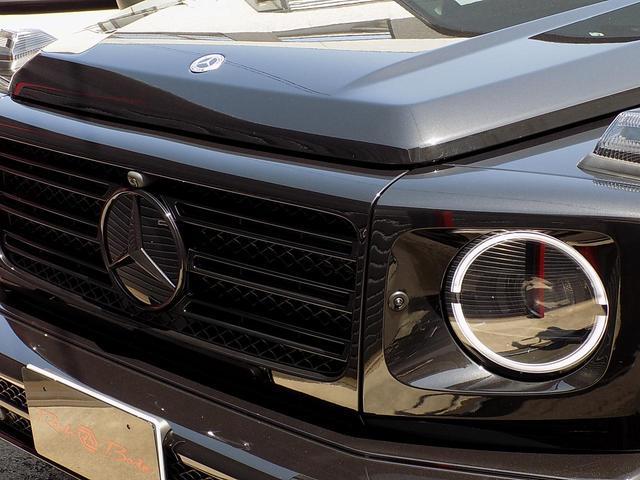 G400d マヌファクトゥーアエディション 限定車 D車左H インテリア+PKG AMGライン ラグジュアリーPKG 白革 SR アダプティブダンピング レーダーセーフティ 360°カメラ AMG20inAW ベンチレーション&マッサージシート(36枚目)