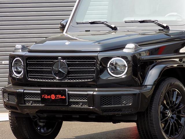 G400d マヌファクトゥーアエディション 限定車 D車左H インテリア+PKG AMGライン ラグジュアリーPKG 白革 SR アダプティブダンピング レーダーセーフティ 360°カメラ AMG20inAW ベンチレーション&マッサージシート(38枚目)