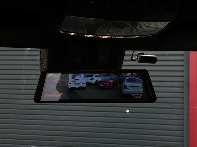 G400d マヌファクトゥーアエディション 限定車 左H AMGライン ラグジュアリーP アダプティブダンピング SR 黒革 360°カメラ ドラレコ付デジタルインナーミラー TVキット レーダーセーフティ Burmester AMG20AW(19枚目)
