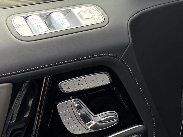 G400d マヌファクトゥーアエディション 限定車 左H AMGライン ラグジュアリーP アダプティブダンピング SR 黒革 360°カメラ ドラレコ付デジタルインナーミラー TVキット レーダーセーフティ Burmester AMG20AW(30枚目)