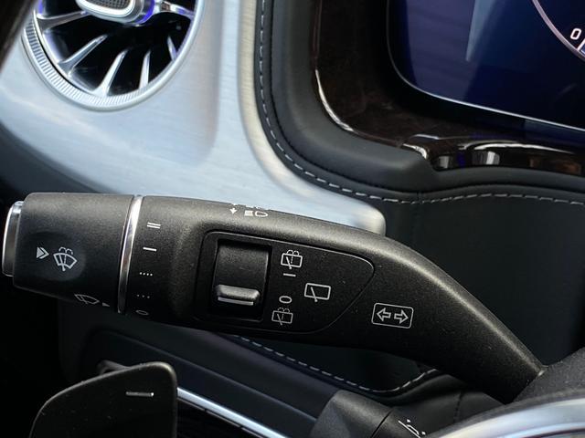 G400d マヌファクトゥーアエディション 限定車 左H AMGライン ラグジュアリーP アダプティブダンピング SR 黒革 360°カメラ ドラレコ付デジタルインナーミラー TVキット レーダーセーフティ Burmester AMG20AW(31枚目)