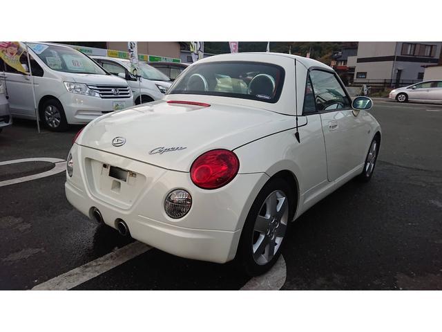 「ダイハツ」「コペン」「オープンカー」「佐賀県」の中古車6