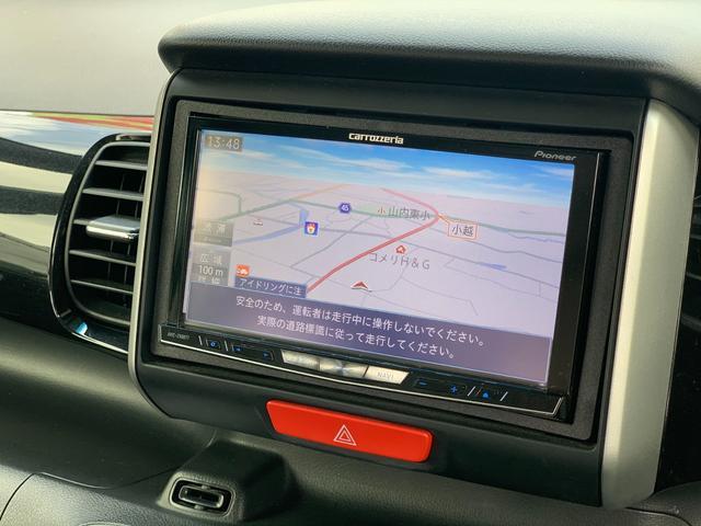 G ターボSSパッケージ スマートキー HDDナビ バックカメラ ETC アイオリングストップ 衝突被害軽減ブレーキ オートクルーズコントロール アルミホイール 両側電動スライドドア(3枚目)