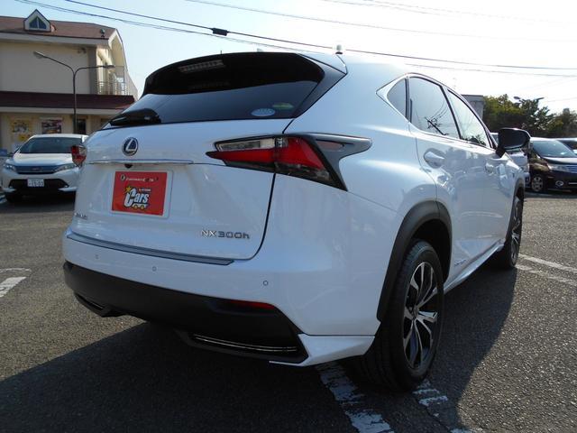 「レクサス」「NX」「SUV・クロカン」「宮崎県」の中古車3