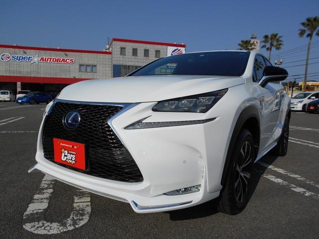 「レクサス」「NX」「SUV・クロカン」「宮崎県」の中古車12