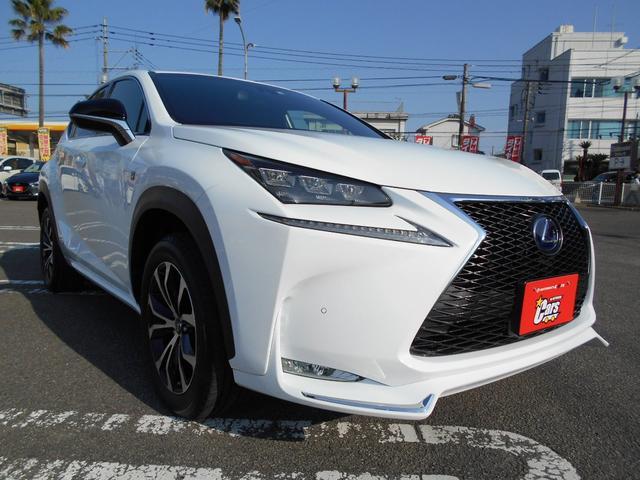 「レクサス」「NX」「SUV・クロカン」「宮崎県」の中古車18