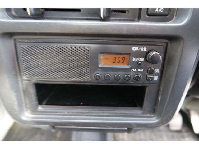 KC エアコン ラジオ 記録簿 三方開き パワステ(28枚目)