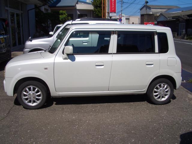 「スズキ」「アルトラパン」「軽自動車」「大分県」の中古車3