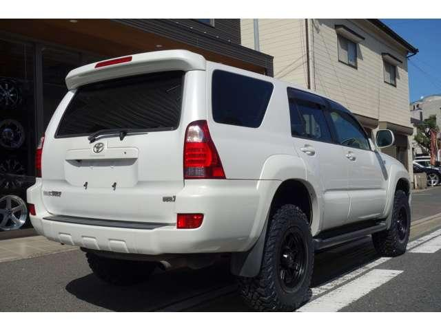 「トヨタ」「ハイラックスサーフ」「SUV・クロカン」「福岡県」の中古車5