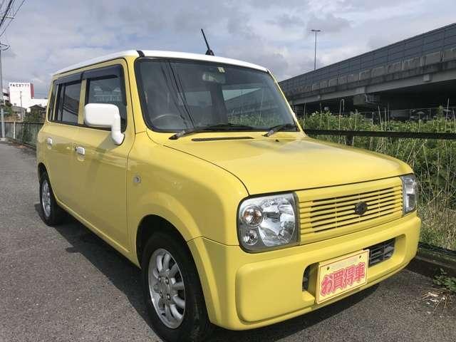 「スズキ」「アルトラパン」「軽自動車」「福岡県」の中古車5