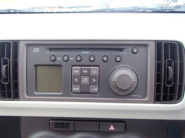 CD/ラジオです。