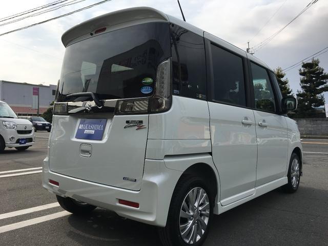 「スズキ」「スペーシアカスタムZ」「コンパクトカー」「福岡県」の中古車4