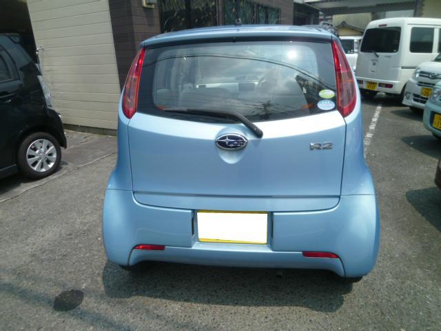 「スバル」「R2」「軽自動車」「福岡県」の中古車3