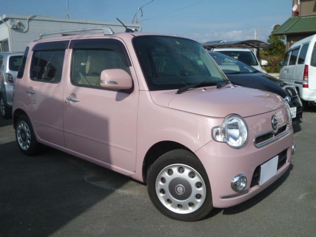 「ダイハツ」「ミラココア」「軽自動車」「福岡県」の中古車6