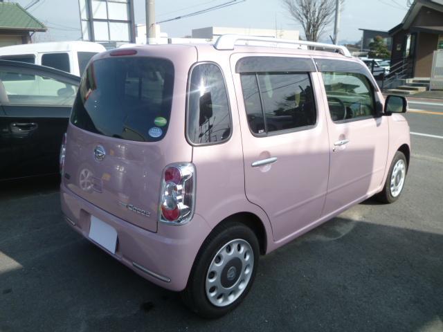 「ダイハツ」「ミラココア」「軽自動車」「福岡県」の中古車8