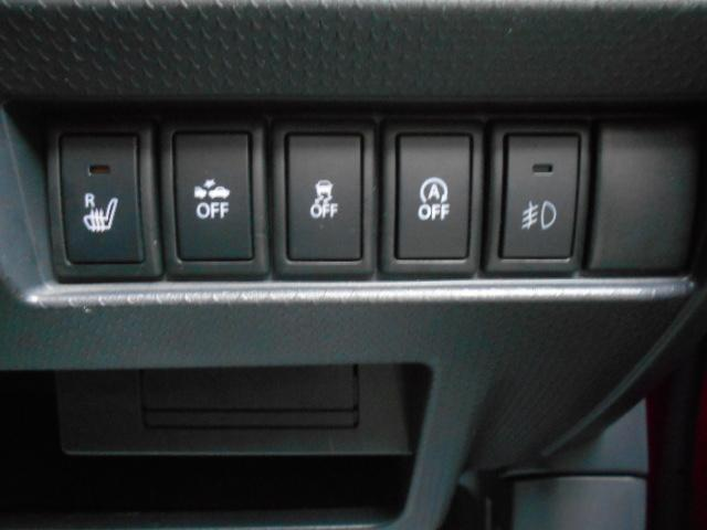 スズキ ハスラー Xターボ 1オーナー 自動ブレーキ 社外SDナビ フルセグ