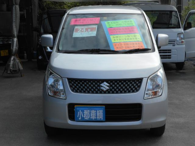 「スズキ」「ワゴンR」「コンパクトカー」「福岡県」の中古車2