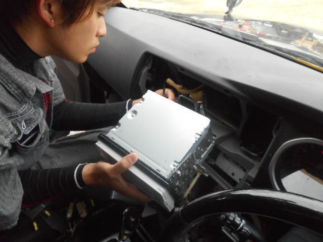 RR インタークーラーターボ  タイミングチェーン式 黒革調シートカバー 記録簿 CDステレオ プライバシーガラス UVカットガラス 14インチ純正アルミ 純正エアロ HIDライト キーレス フォグライト(31枚目)