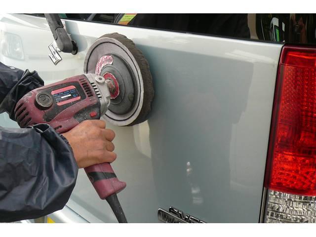 RR インタークーラーターボ  タイミングチェーン式 黒革調シートカバー 記録簿 CDステレオ プライバシーガラス UVカットガラス 14インチ純正アルミ 純正エアロ HIDライト キーレス フォグライト(51枚目)