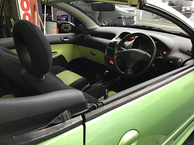 「プジョー」「プジョー 206」「オープンカー」「福岡県」の中古車5
