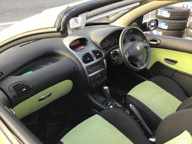 「プジョー」「プジョー 206」「オープンカー」「福岡県」の中古車9