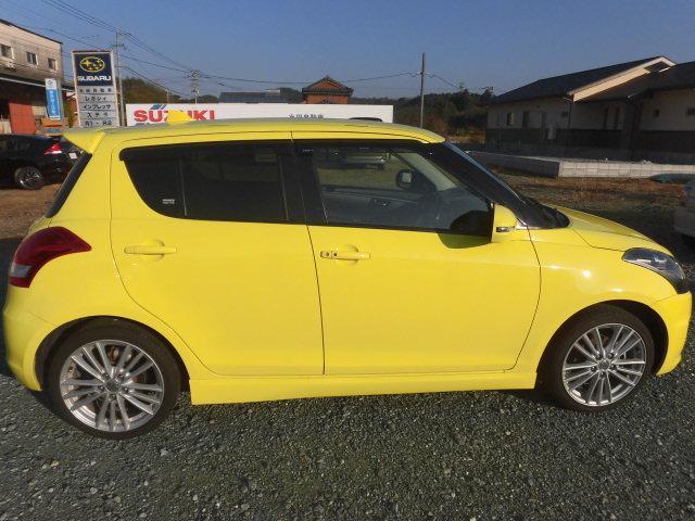「スズキ」「スイフトスポーツ」「コンパクトカー」「福岡県」の中古車9