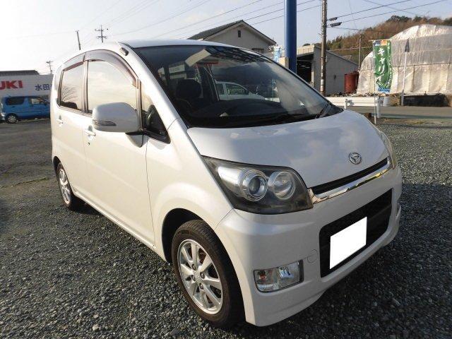 「ダイハツ」「ムーヴ」「コンパクトカー」「福岡県」の中古車9