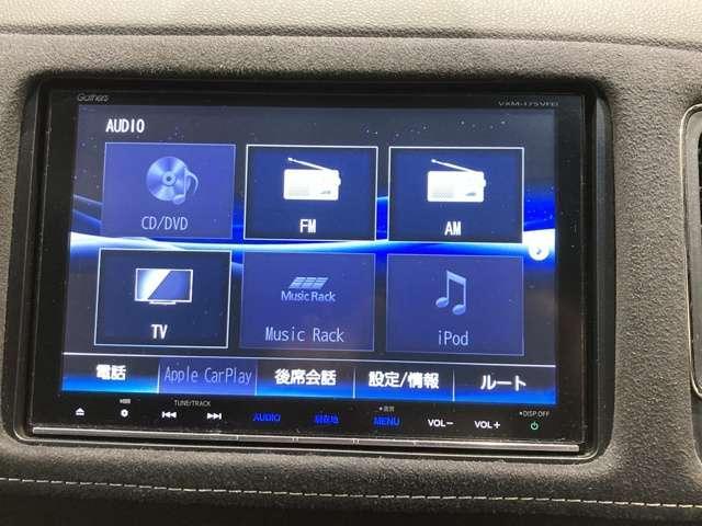 ハイブリッドRS・ホンダセンシング シートヒー ナビTV ETC メモリーナビ アイドリングストップ DVD アルミ 盗難防止システム オートクルーズ スマキー リアカメ 衝突軽減ブレーキ付き VSA エアコン ワンセグTV ABS(10枚目)