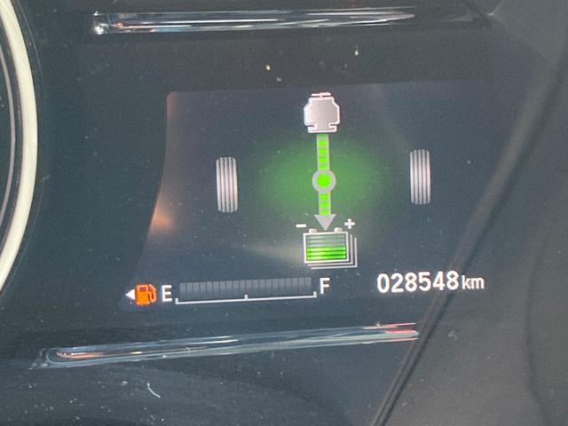 ハイブリッドRS・ホンダセンシング シートヒー ナビTV ETC メモリーナビ アイドリングストップ DVD アルミ 盗難防止システム オートクルーズ スマキー リアカメ 衝突軽減ブレーキ付き VSA エアコン ワンセグTV ABS(46枚目)