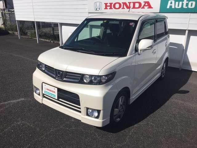 「ホンダ」「ゼストスパーク」「コンパクトカー」「福岡県」の中古車7