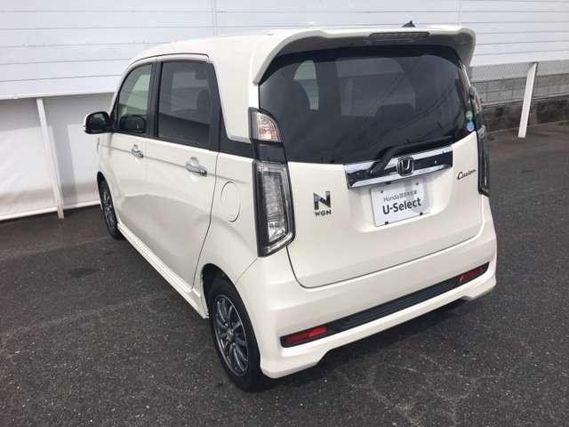 「ホンダ」「N-WGNカスタム」「コンパクトカー」「福岡県」の中古車9